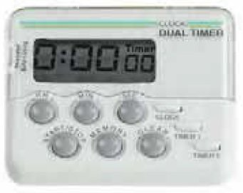 Dual Timer Clock