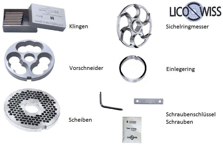 LicoSwiss Sortiment