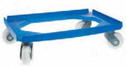 Transportrolli aus schlagfestem ABS-Kunststoff